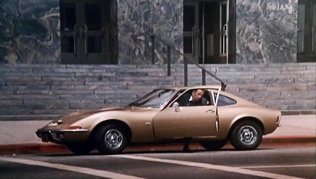 The 1969 Open GT appeared in the final season