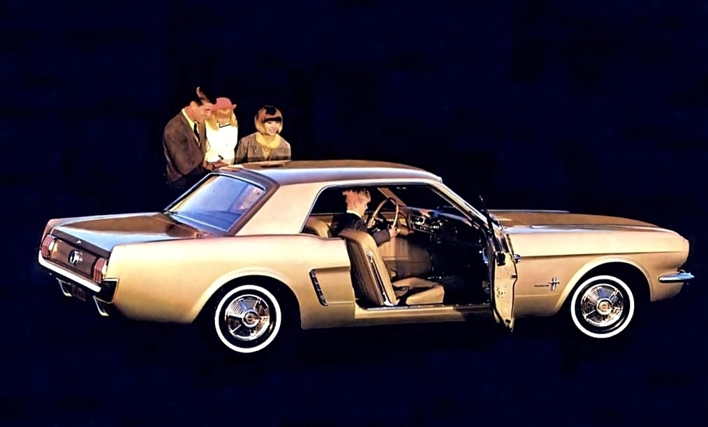 The notchback body was the most practical, and biggest seller, but it's the fastback and convertible collectors pay big dollars for today