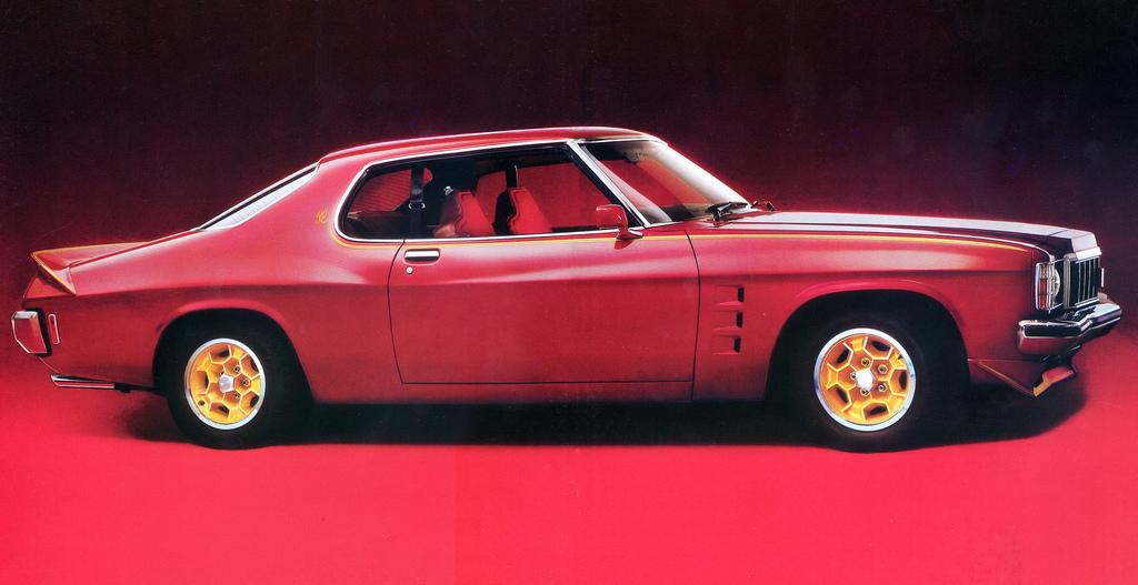 1976 HX LE Monaro - LE for limited edition