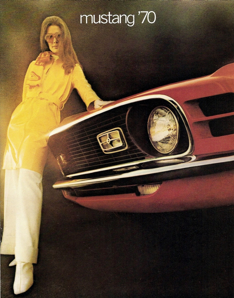 Introducing Mustang for 1970