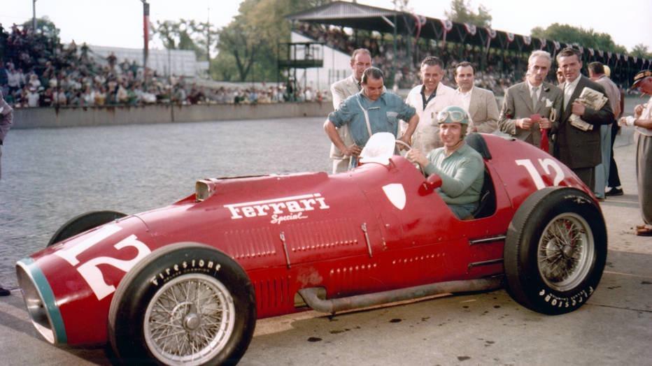 1952 - Ferrari