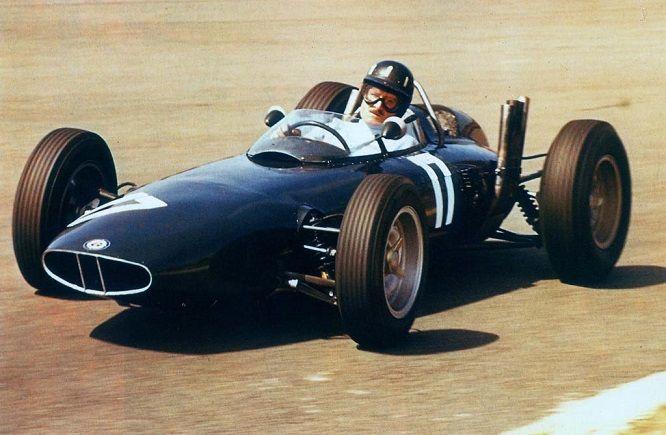 1962 - BRM Owen Racing Organisation