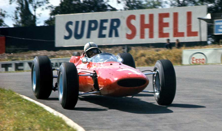 1964 - Scuderia Ferrari SpA SEFAC
