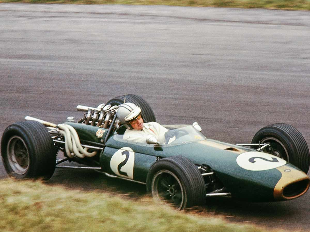 1967 - Brabham Racing Organisation