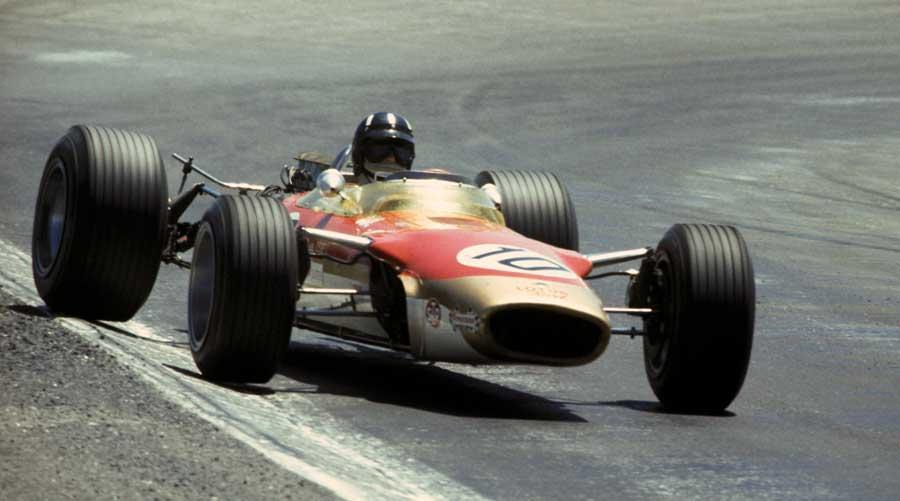 1968 - Gold Leaf Team Lotus
