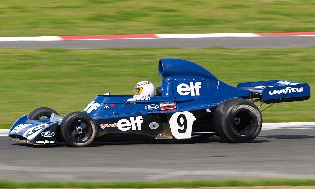 1973 - John Player Team Lotus