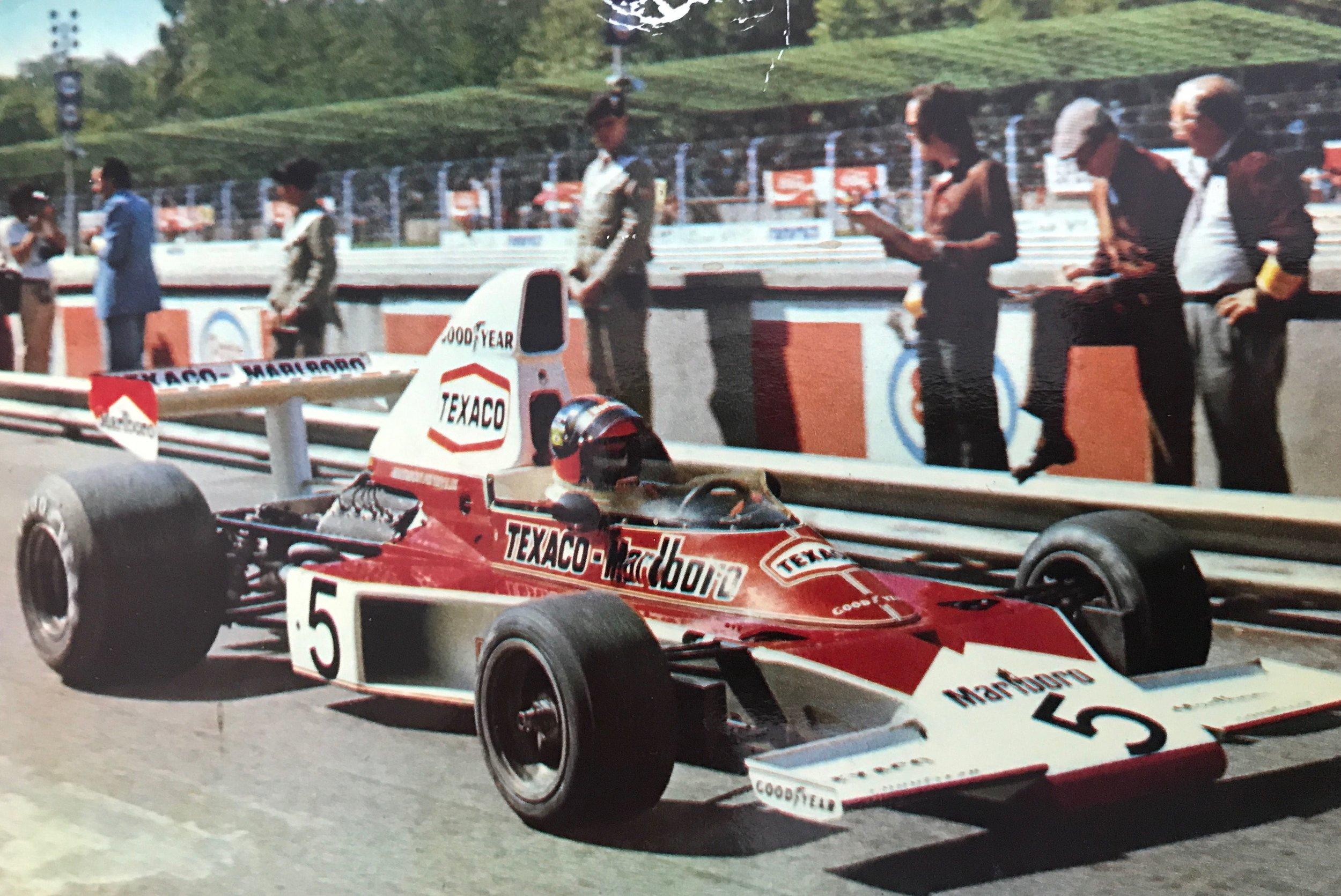 1974 - Marlboro Team Texaco/McLaren-Ford Cosworth