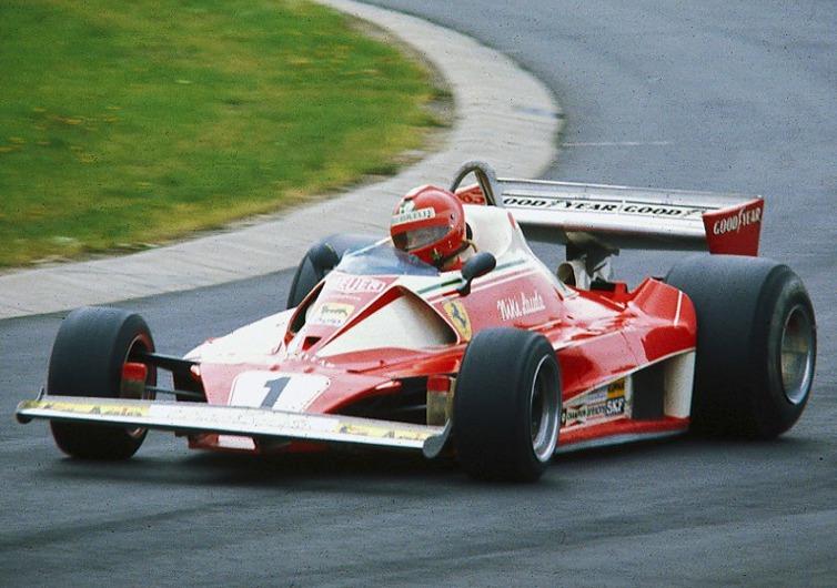 1977 - Scuderia Ferrari