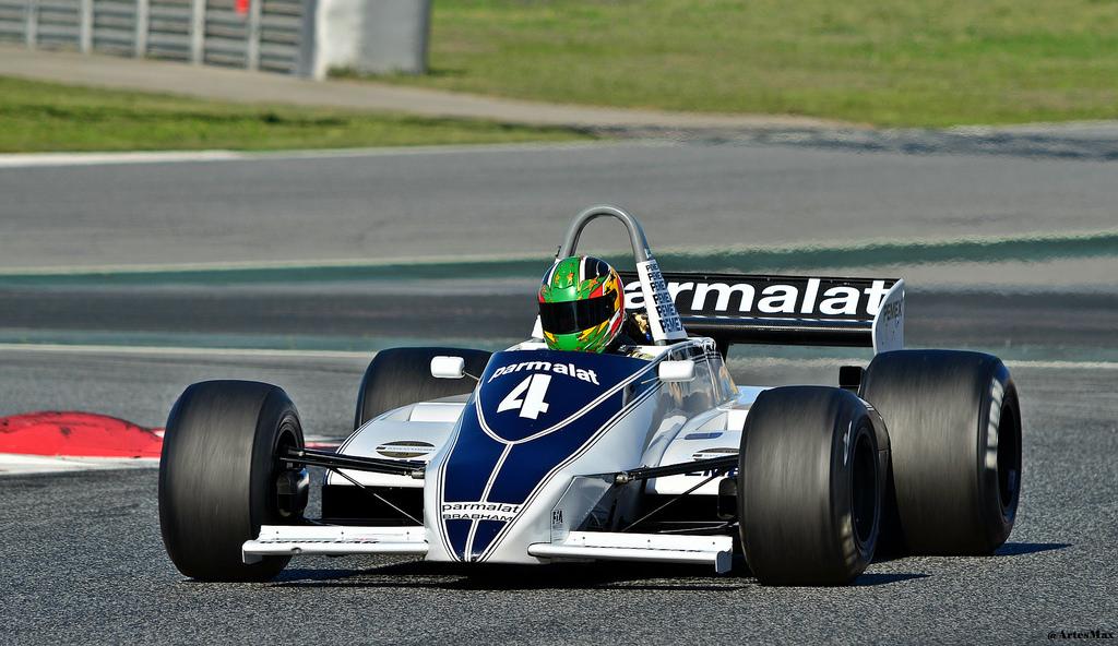1981 - Albilad Williams Racing Team