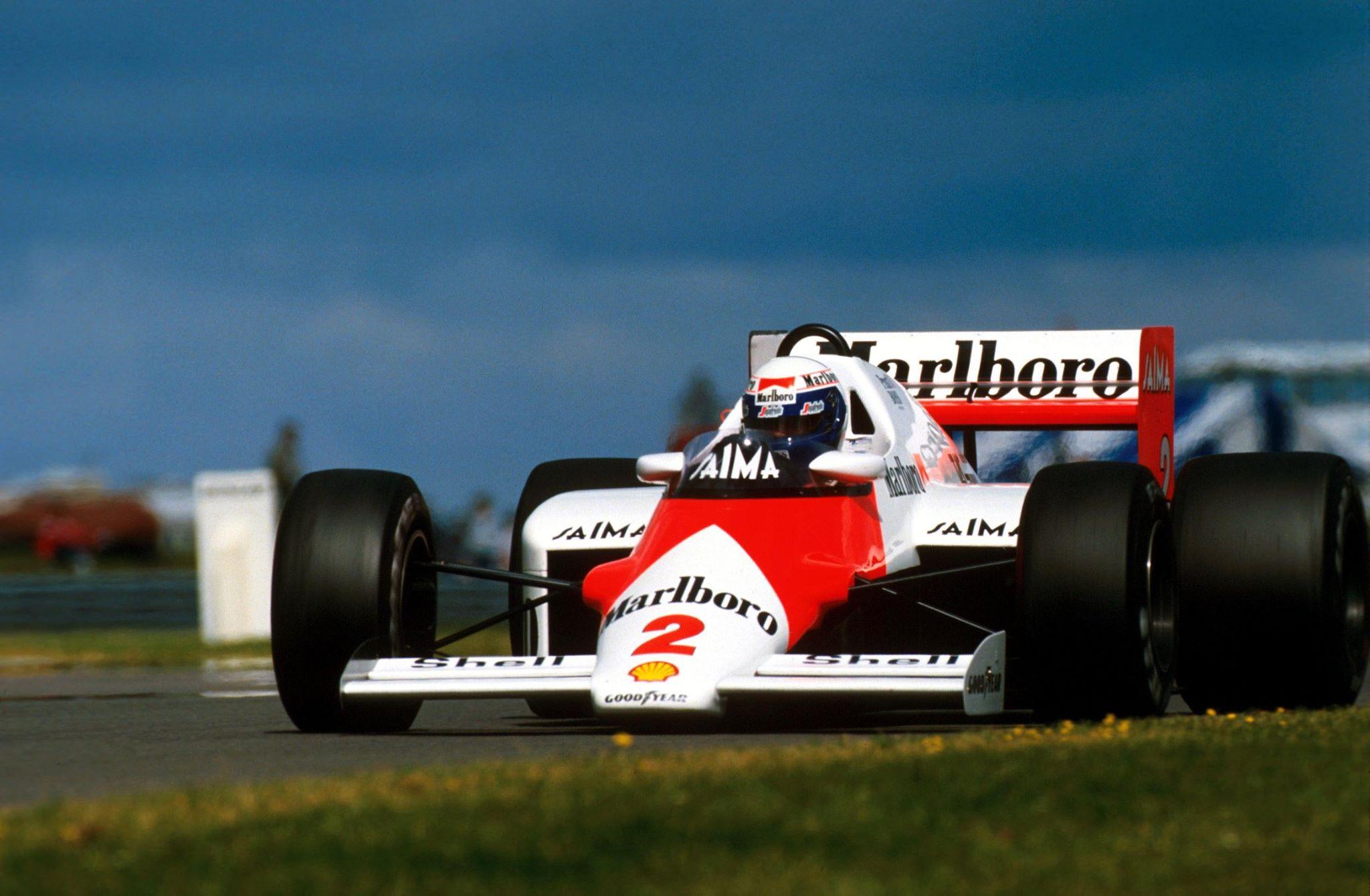 1985 - Marlboro McLaren International