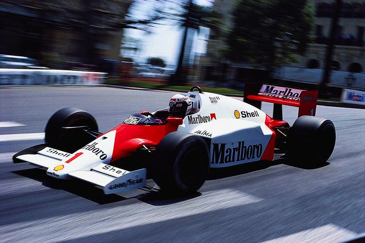 1986 - Canon Williams Honda Team