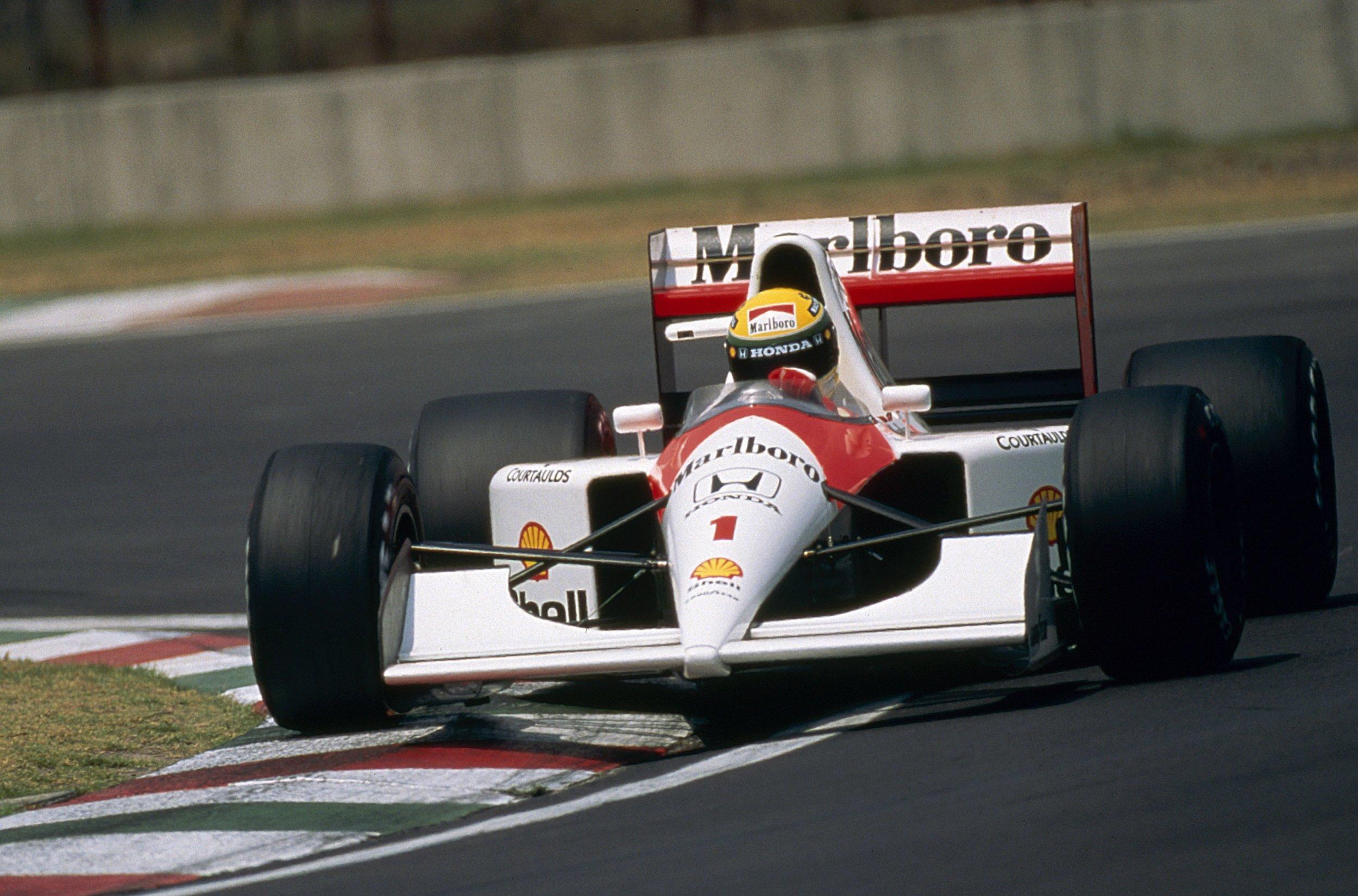 1991 - Honda Marlboro McLaren