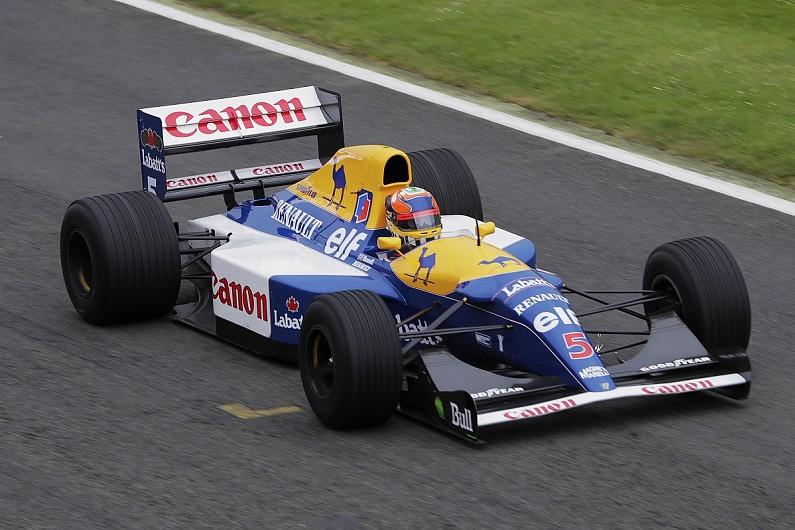 1992 - Canon Williams Renault