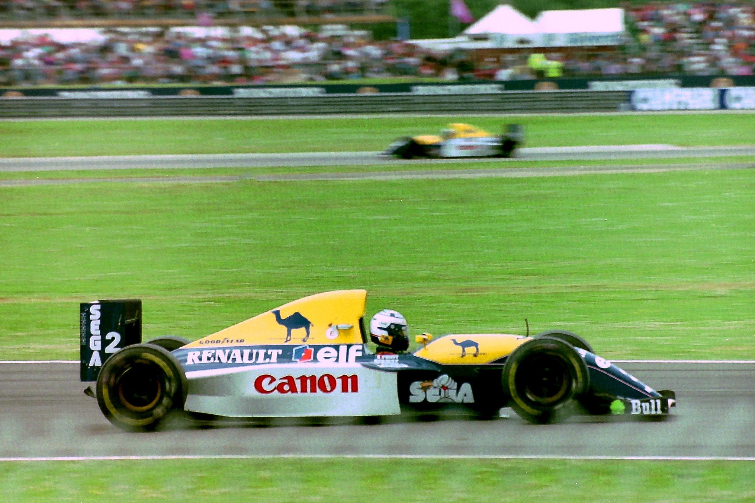 1993 - Canon Williams Renault