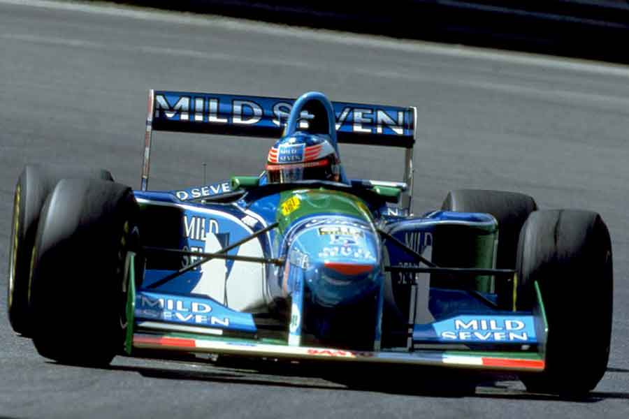 1994 - Rothmans Williams Renault