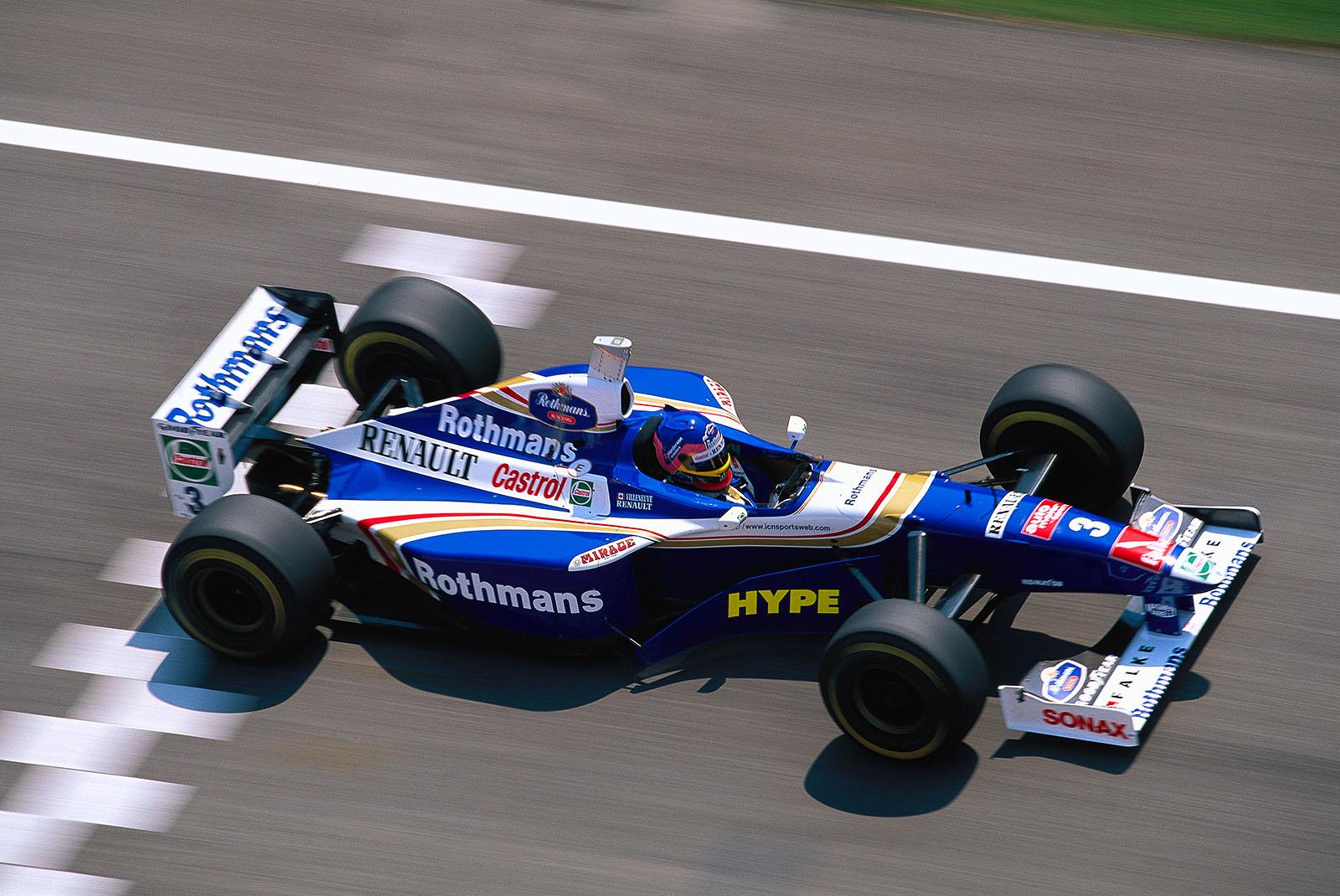 1997 - Rothmans Williams Renault