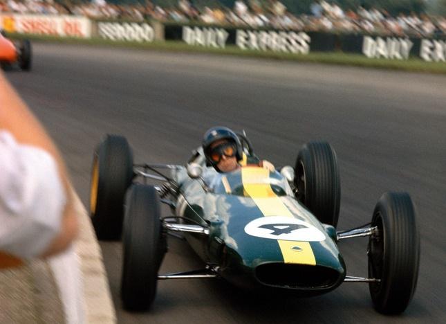 1963 - Team Lotus