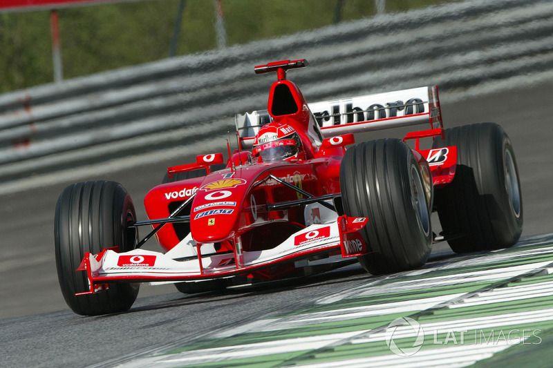 2003 - Scuderia Ferrari Marlboro