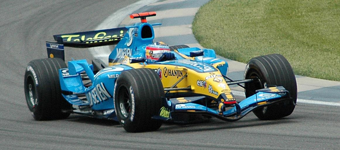 2005 - Mild Seven Renault F1 Team