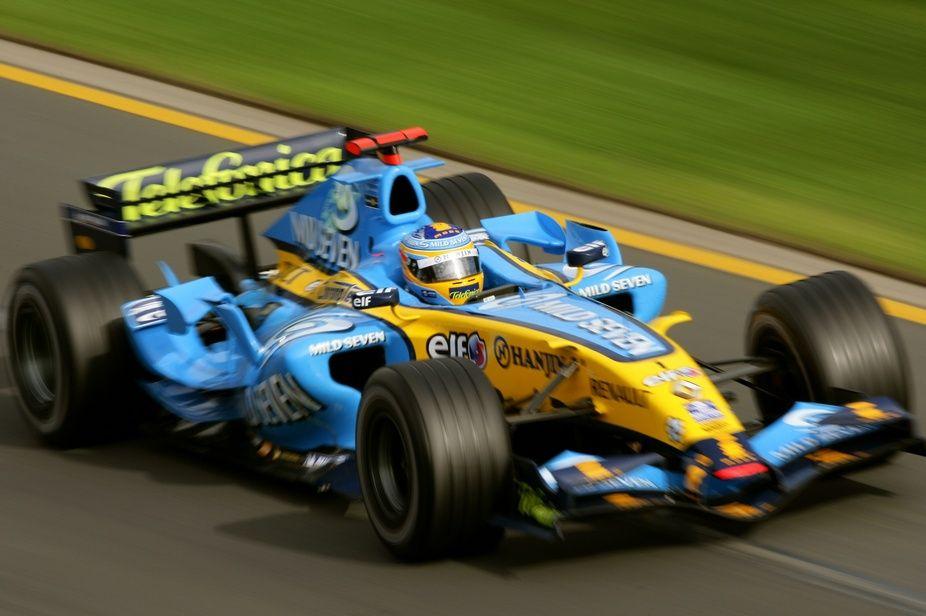 2006 - Mild Seven Renault F1 Team