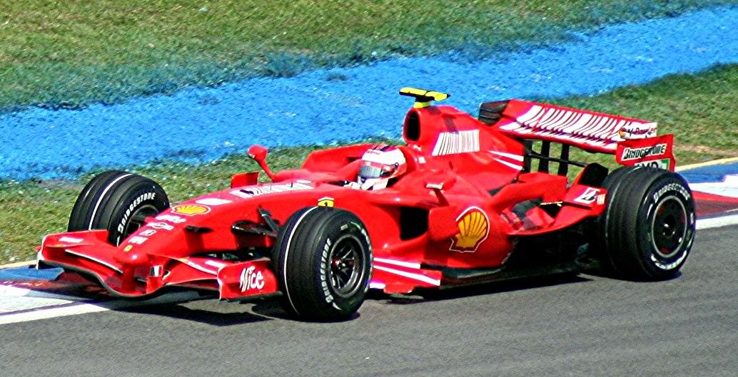 2007 - Scuderia Ferrari Marlboro