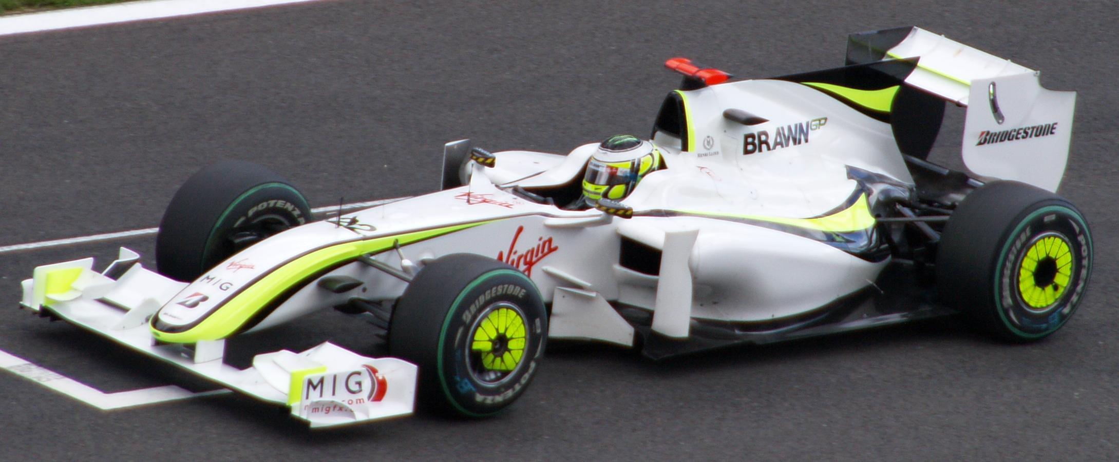 2009 - Brawn GP F1 Team
