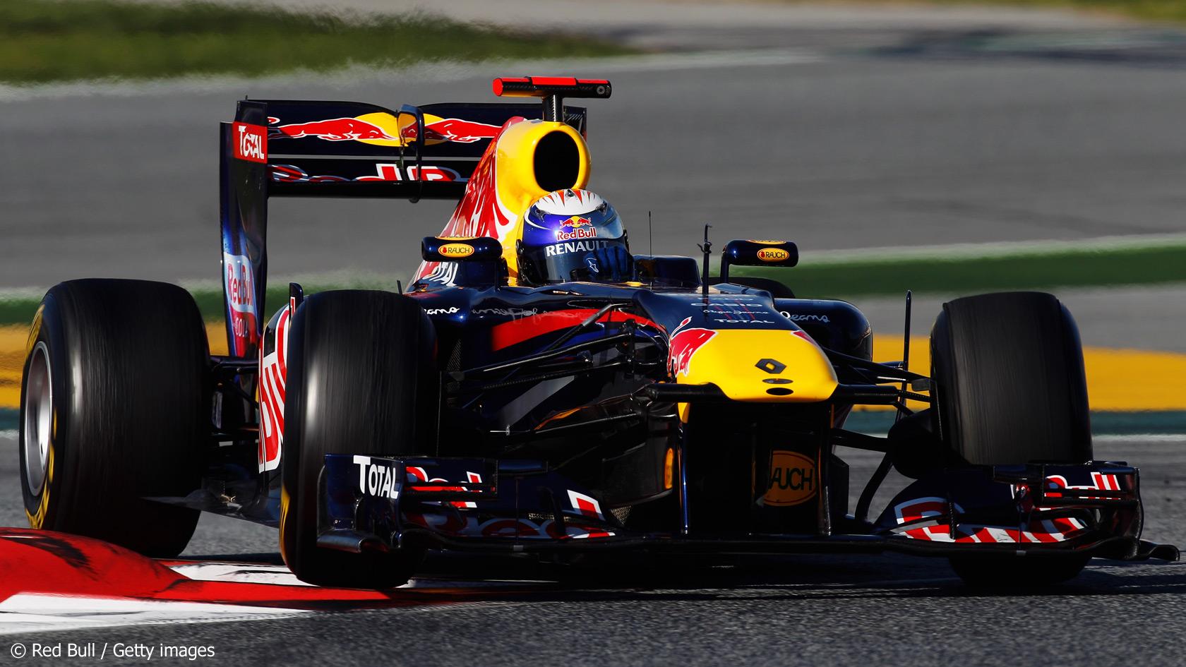 2011 - Red Bull Racing