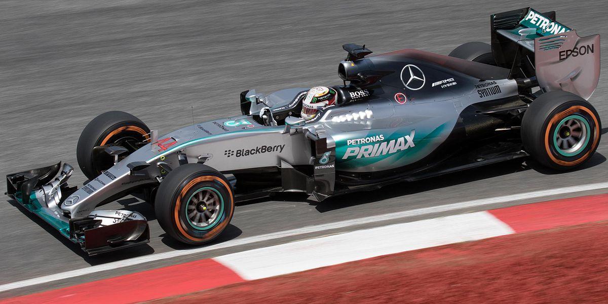 2014 - Mercedes AMG Petronas F1 Team