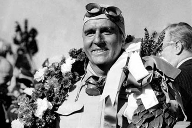 1950  World Champion - Giuseppe Farina (Italy)