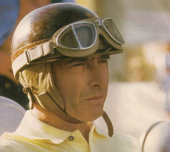 1957  World Champion - Juan Manuel Fangio (Argentina)