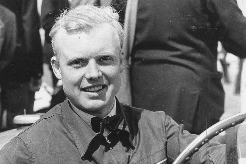 1958 World Champion - Mike Hawthorn (UK)