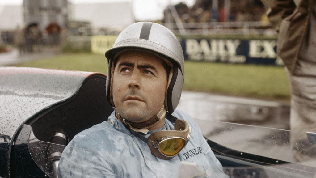 1959 World Champion - Jack Brabham (Australia)
