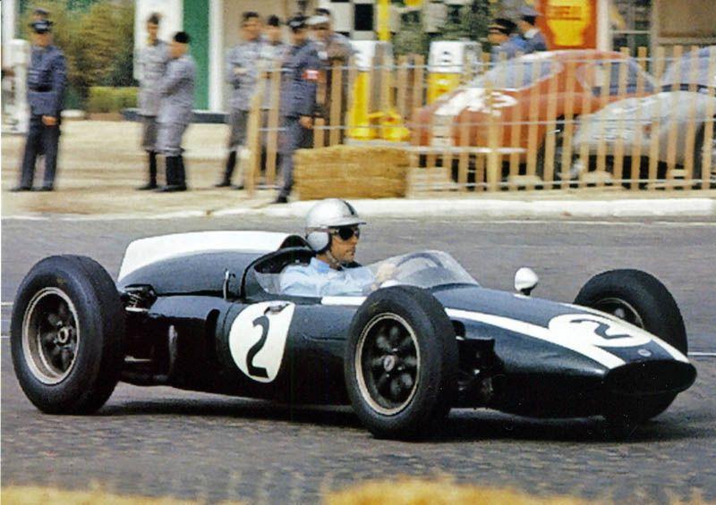 1960 - Cooper Car Company