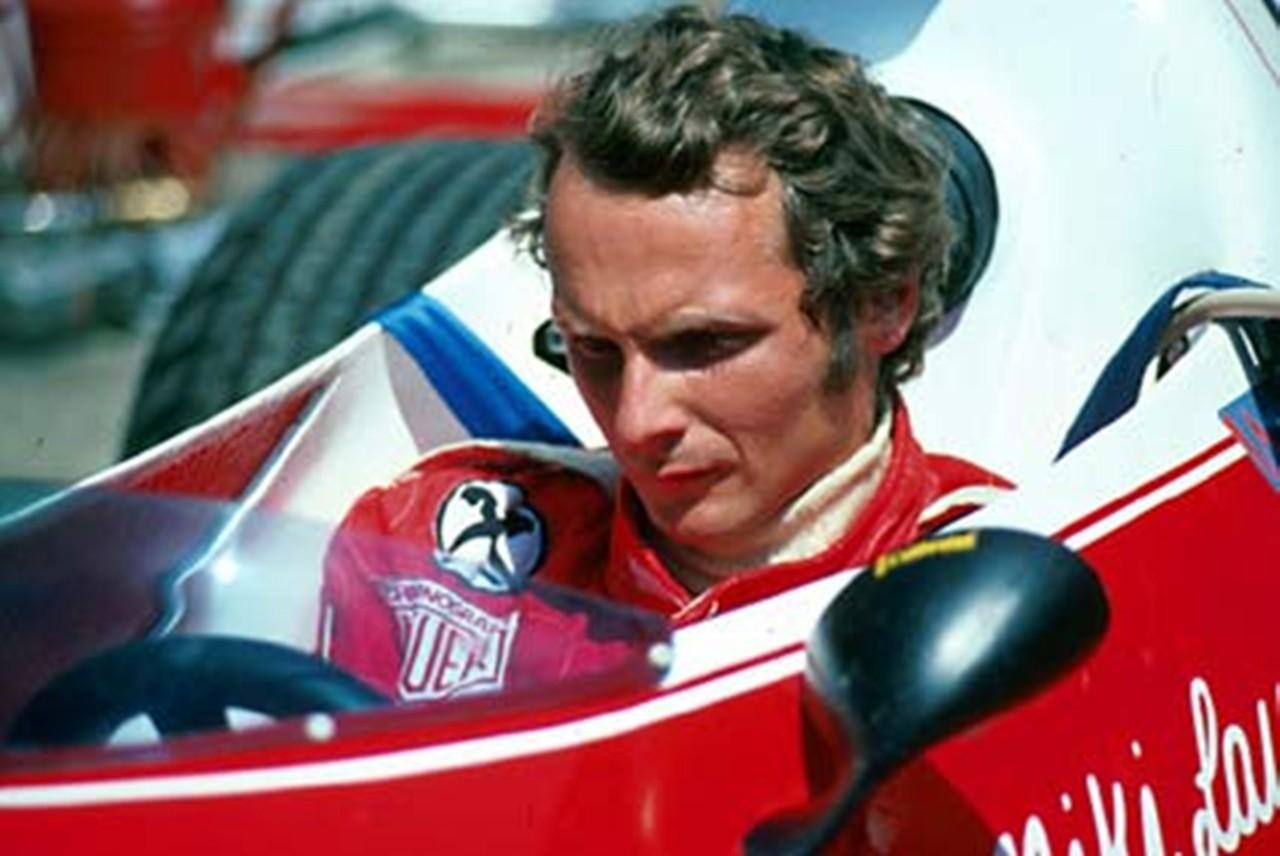 1975 World Champion - Niki Lauda (Austria)