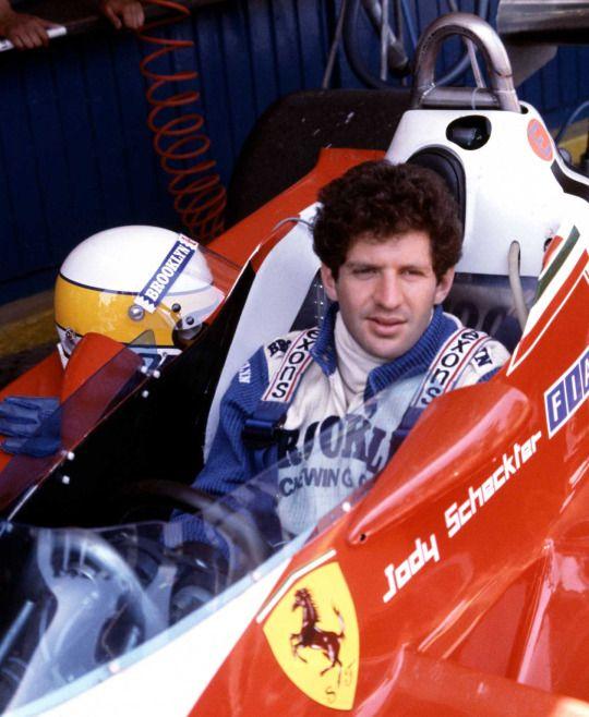 1979 World Champion - Jody Scheckter (RSA)