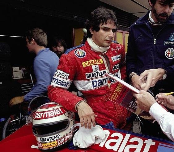 1981 World Champion - Nelson Piquet (Brazil)