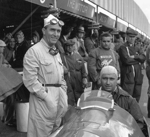 1951  WorldChampion - Juan Manuel Fangio (Argentina)