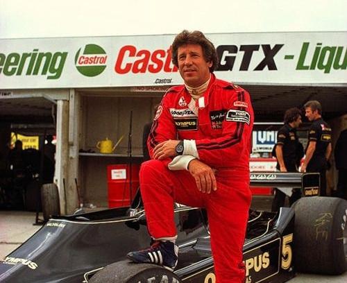 1978 World Champion - Mario Andretti (Italian/USA)