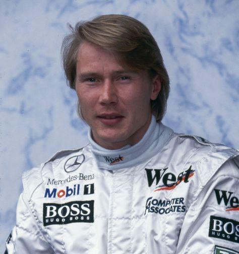 1999 World Champion - Mika Hakkinen (Finland)