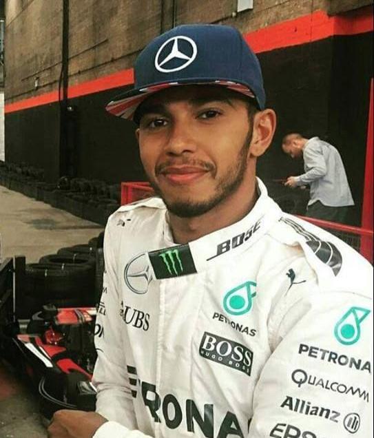2015 World Champion - Lewis Hamilton (UK)
