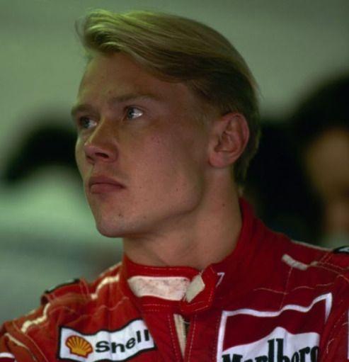 1998 World Champion - Mika Hakkinen (Finland)