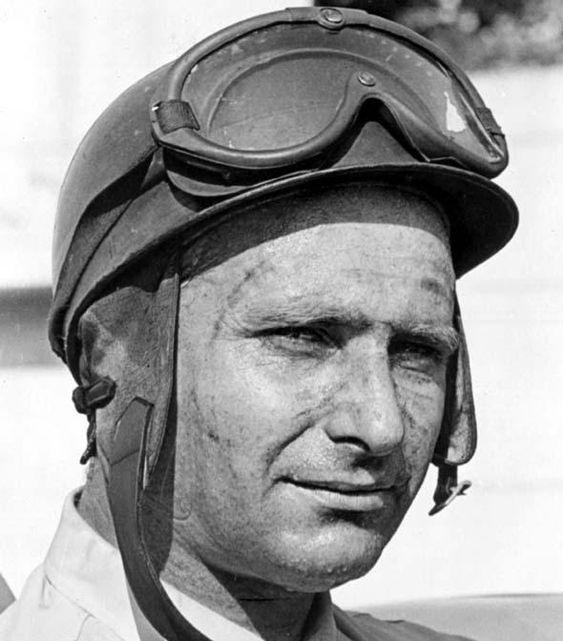 1955  World Champion - Juan Manuel Fangio (Argentina)