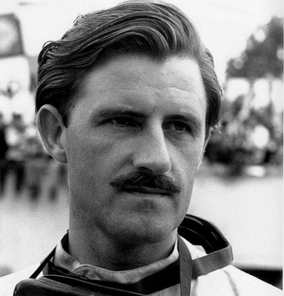 1962 World Champion - Graham Hill (UK)