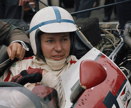 1964 World Champion - John Surtees (UK)