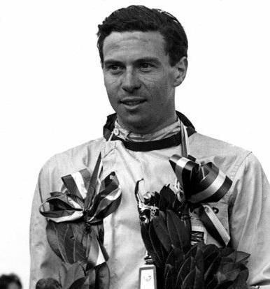 1963 World Champion - Jim Clark (UK)