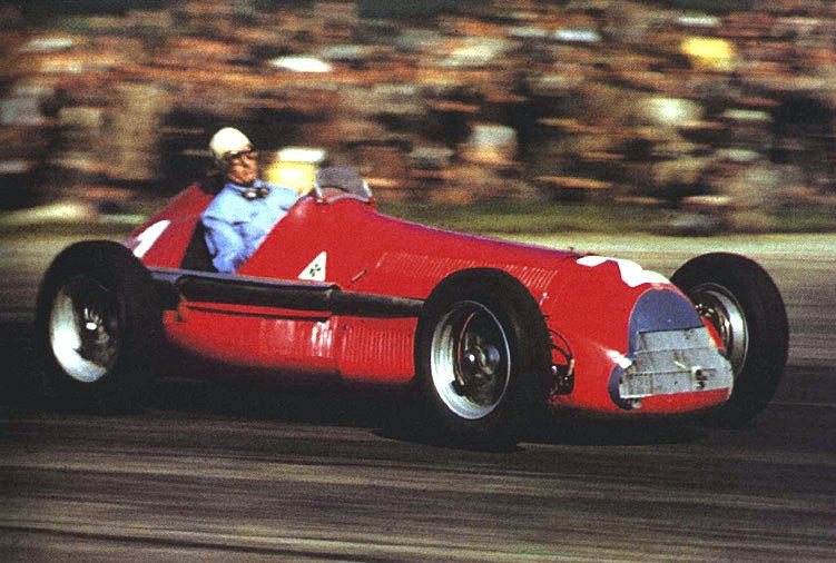 1950 - Alfa Romeo