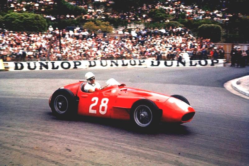 1956 - Ferrari