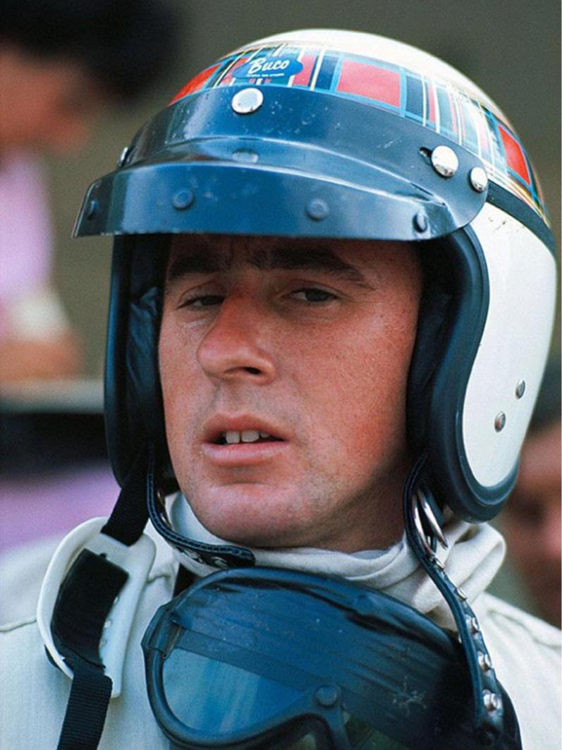 1969 World Champion - Jackie Stewart (Scotland)