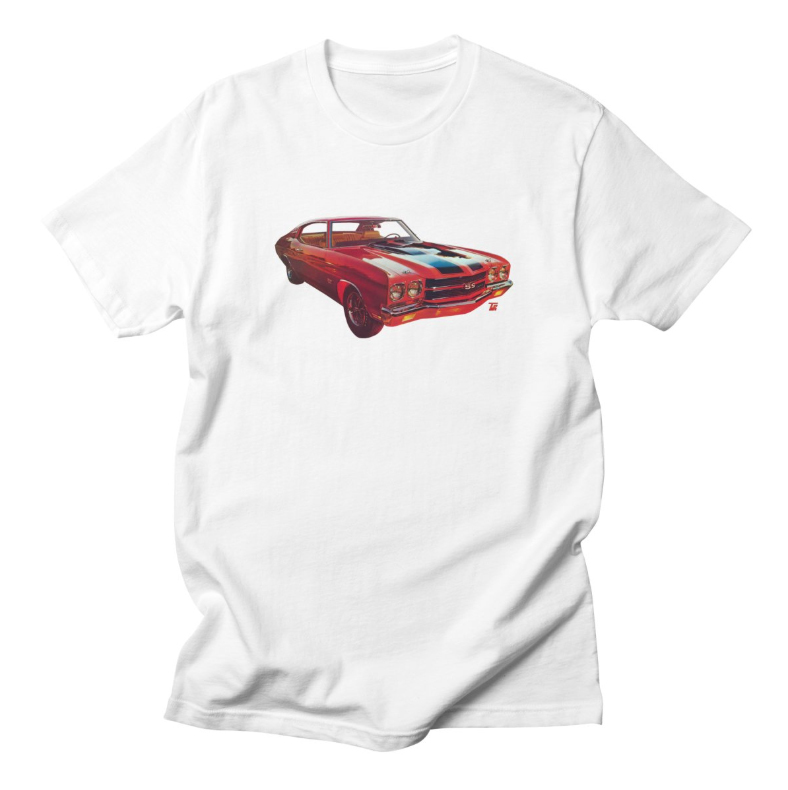 1970 SS CHEVELLE TEE