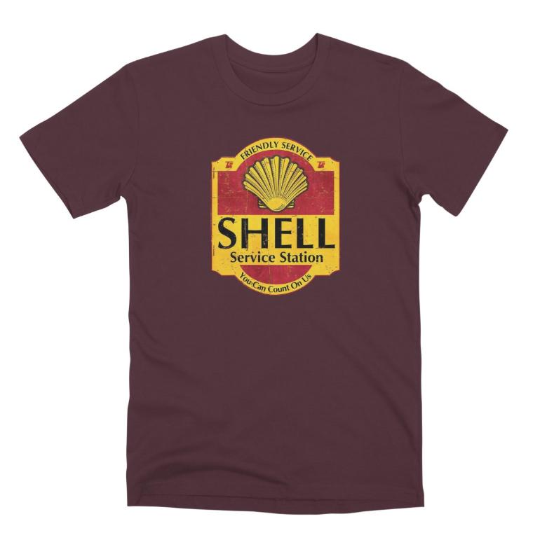RETRO SHELL TEE